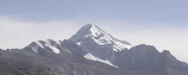 Escalada e caminhada na Bolívia e Peru